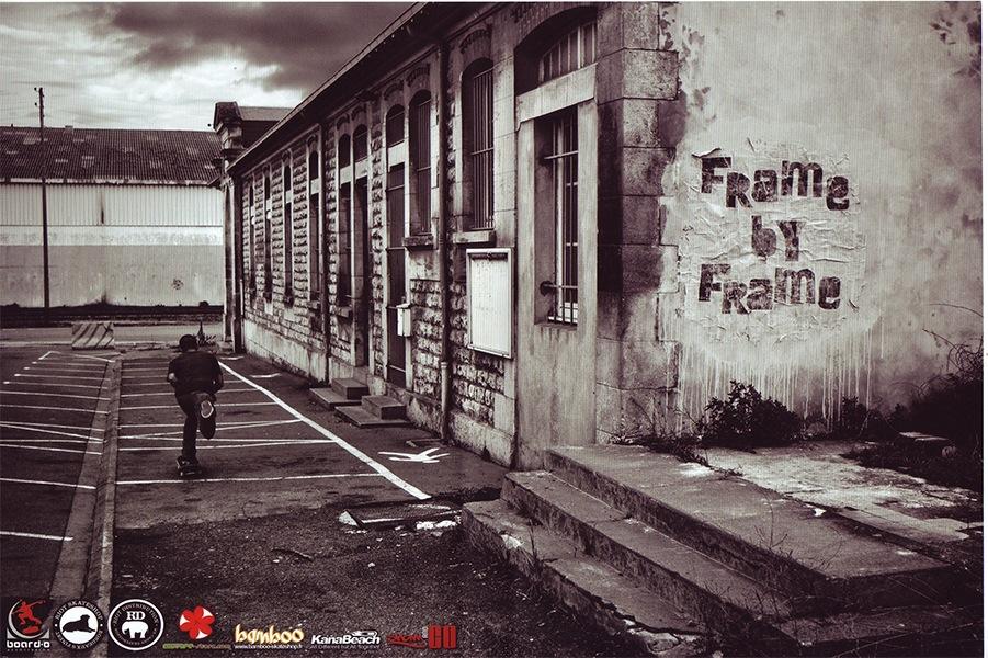Stylons Frame by Frame